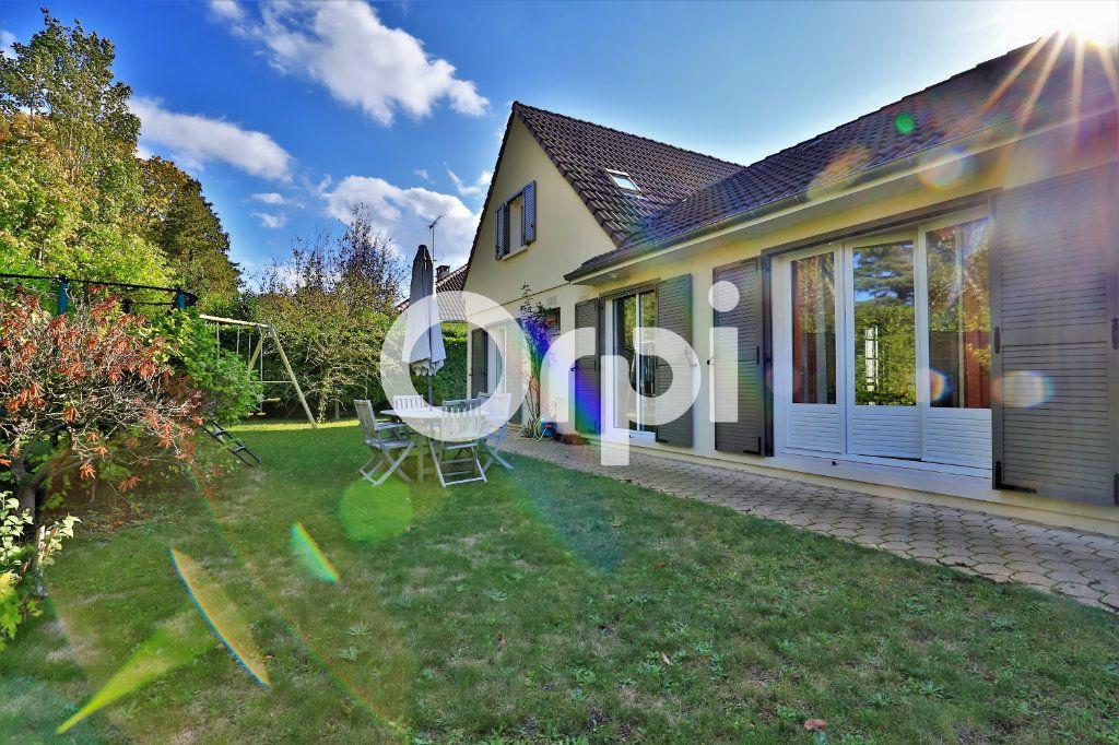 Maison à vendre 6 115m2 à Morainvilliers vignette-1