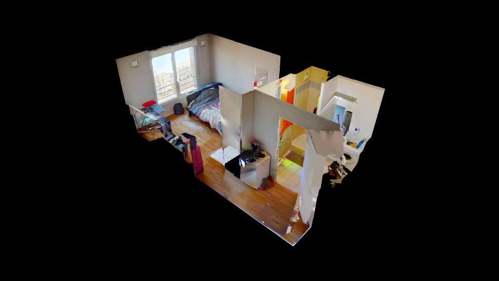 Appartement à vendre 1 22.23m2 à Bron vignette-3