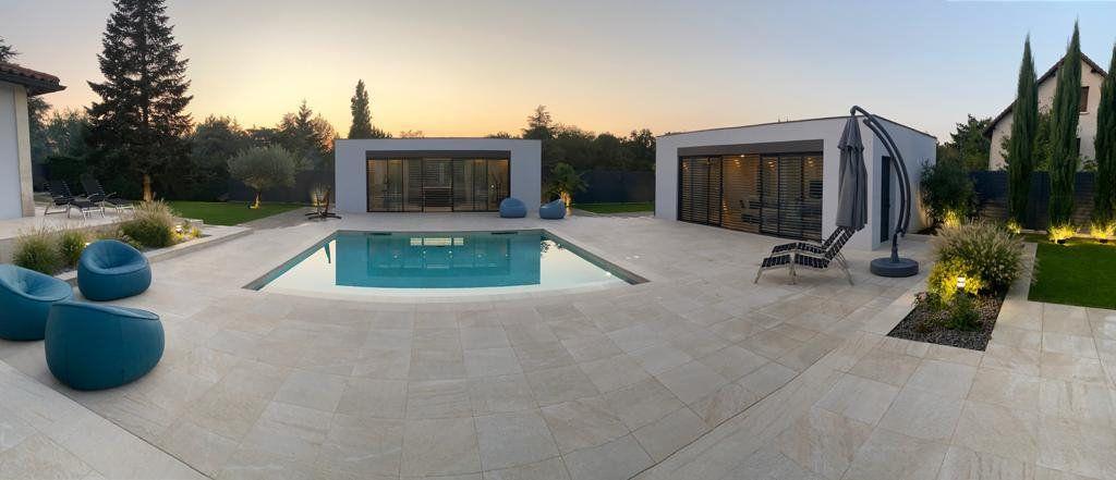 Maison à vendre 9 506m2 à Tassin-la-Demi-Lune vignette-2