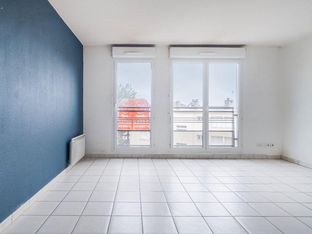 Appartement à vendre 2 42m2 à Vénissieux vignette-2
