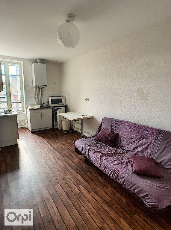 Appartement à louer 2 29.7m2 à Montluçon vignette-1