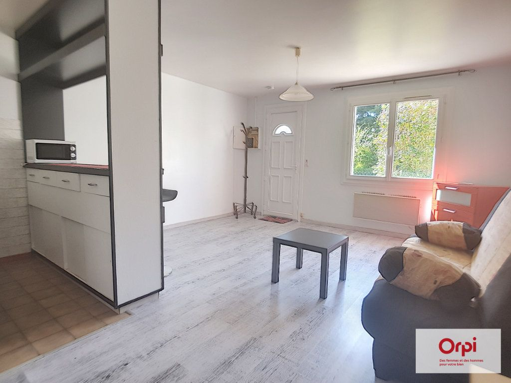 Appartement à louer 1 23.66m2 à Montluçon vignette-1