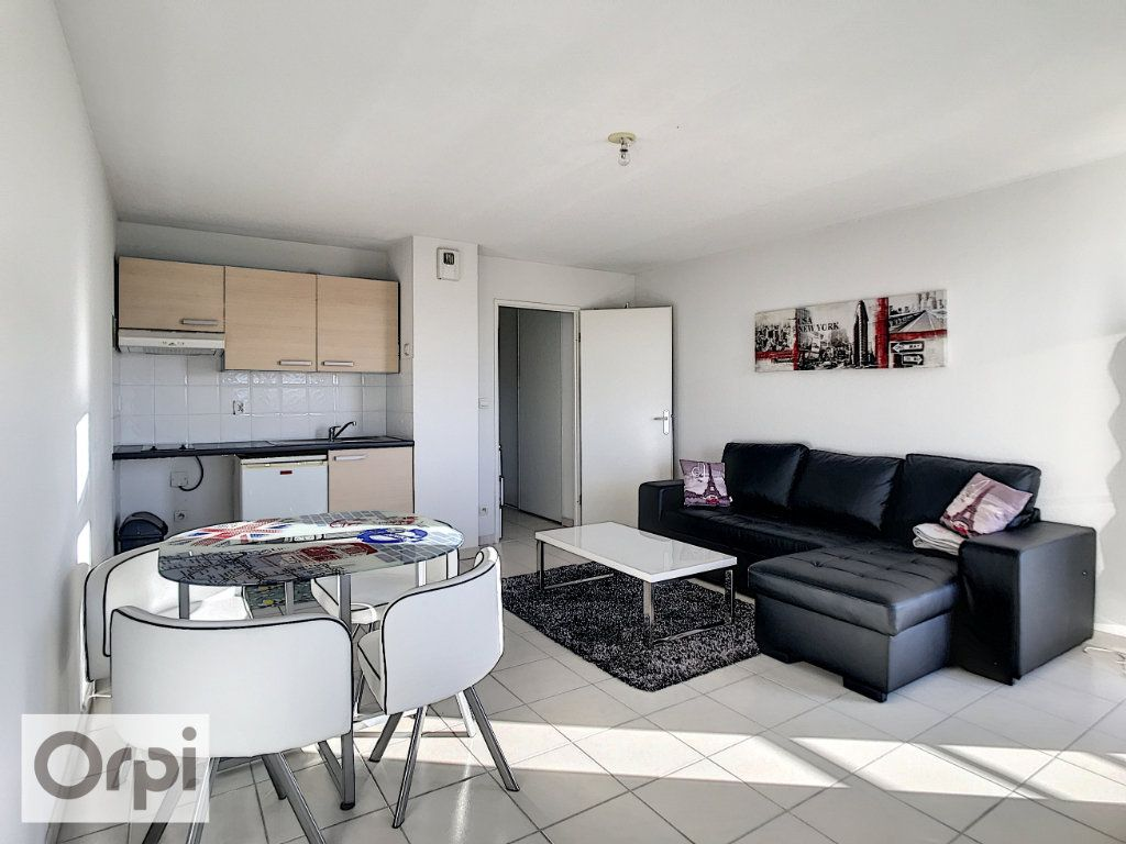 Appartement à louer 1 28.79m2 à Montluçon vignette-1