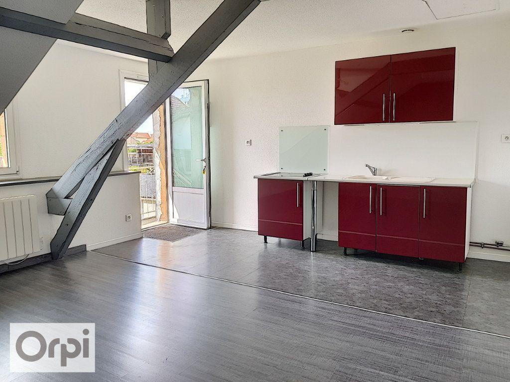 Appartement à louer 2 31.17m2 à Montluçon vignette-1
