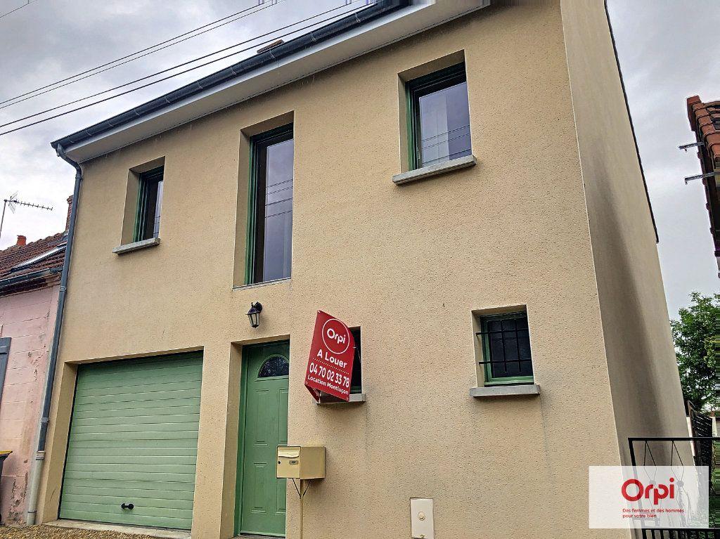 Maison à louer 4 105.75m2 à Néris-les-Bains vignette-1