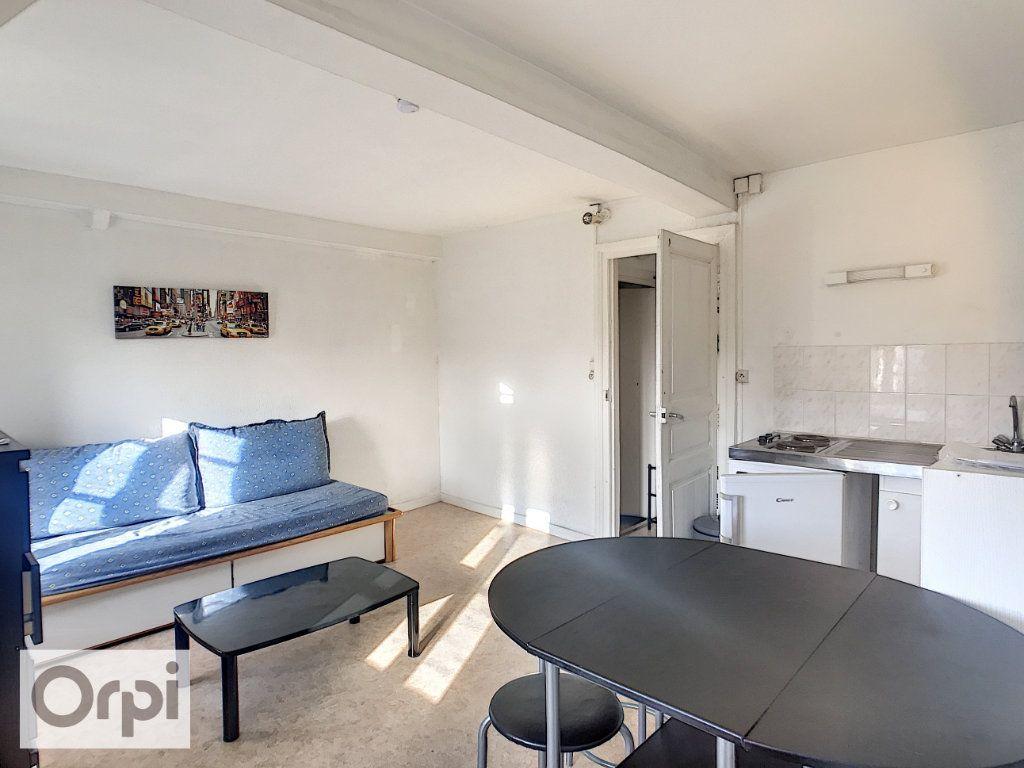 Appartement à louer 1 19.86m2 à Montluçon vignette-1