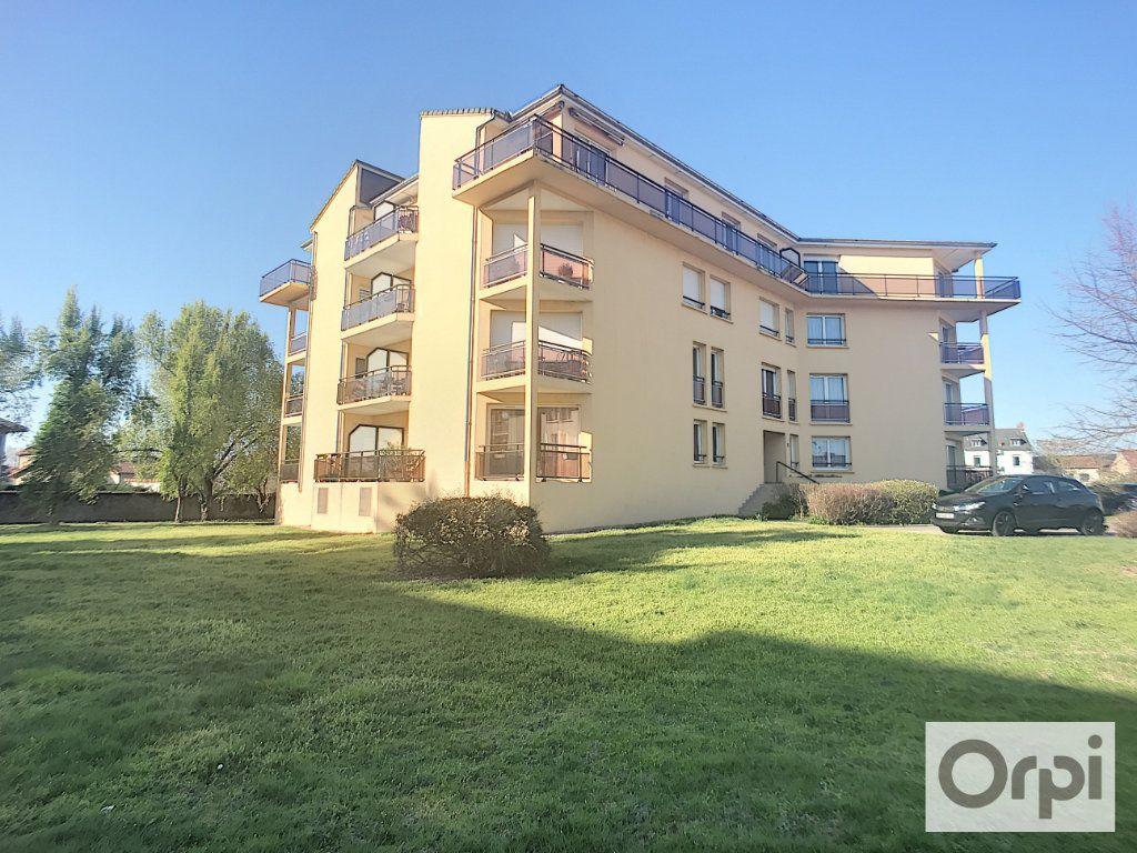 Appartement à louer 2 39.7m2 à Montluçon vignette-1