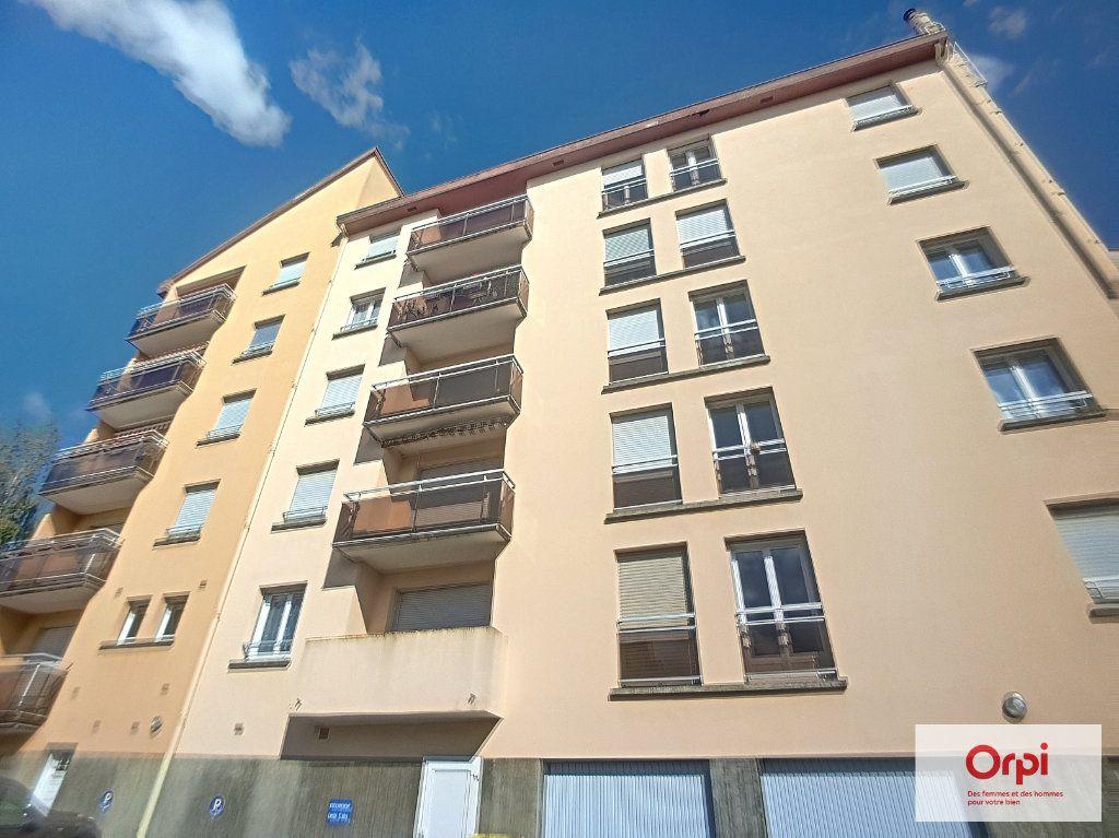 Appartement à louer 2 65m2 à Montluçon vignette-9