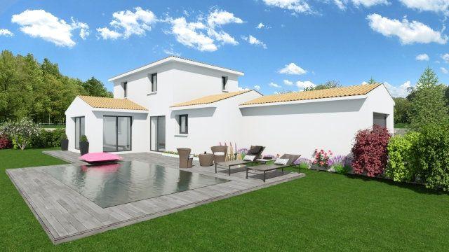Maison à vendre 4 115m2 à Montferrier-sur-Lez vignette-1