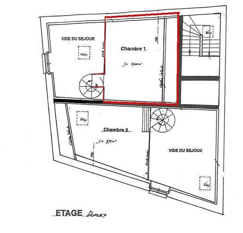 Appartement à louer 1 34.25m2 à Beaugency vignette-8