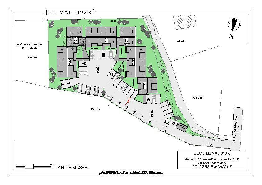 Appartement à vendre 3 59.15m2 à Les Abymes vignette-4