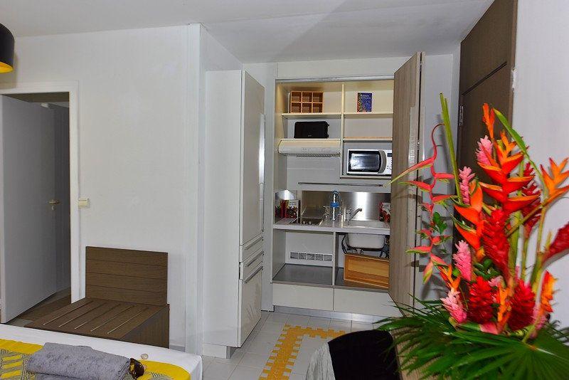 Appartement à louer 1 19.38m2 à Saint-François vignette-2
