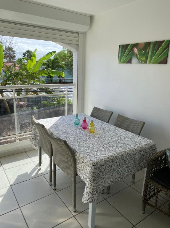 Appartement à louer 2 45m2 à Saint-François vignette-5