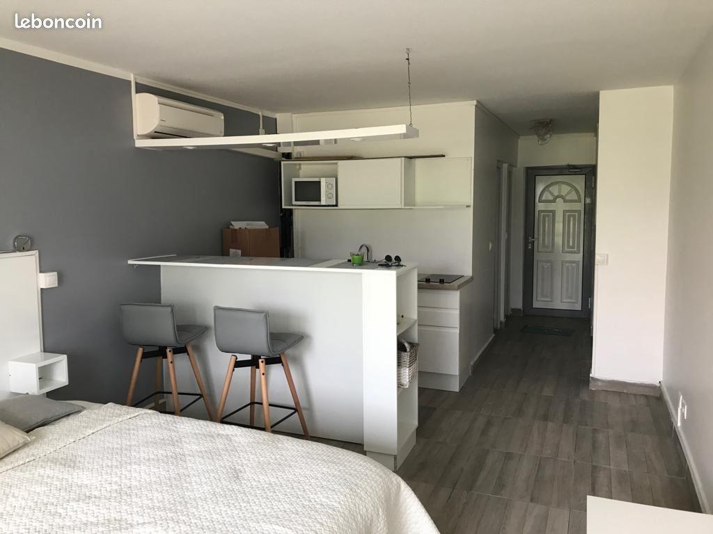 Appartement à louer 1 27m2 à Le Gosier vignette-2