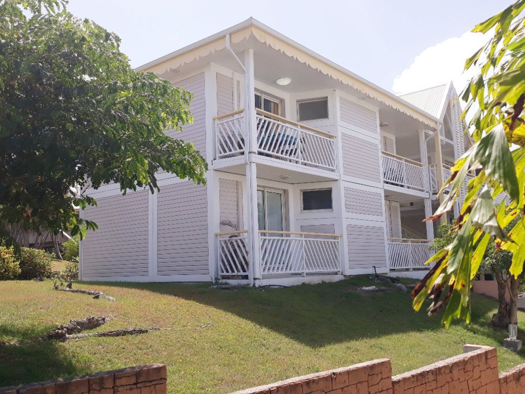 Appartement à vendre 1 25m2 à Saint-François vignette-2