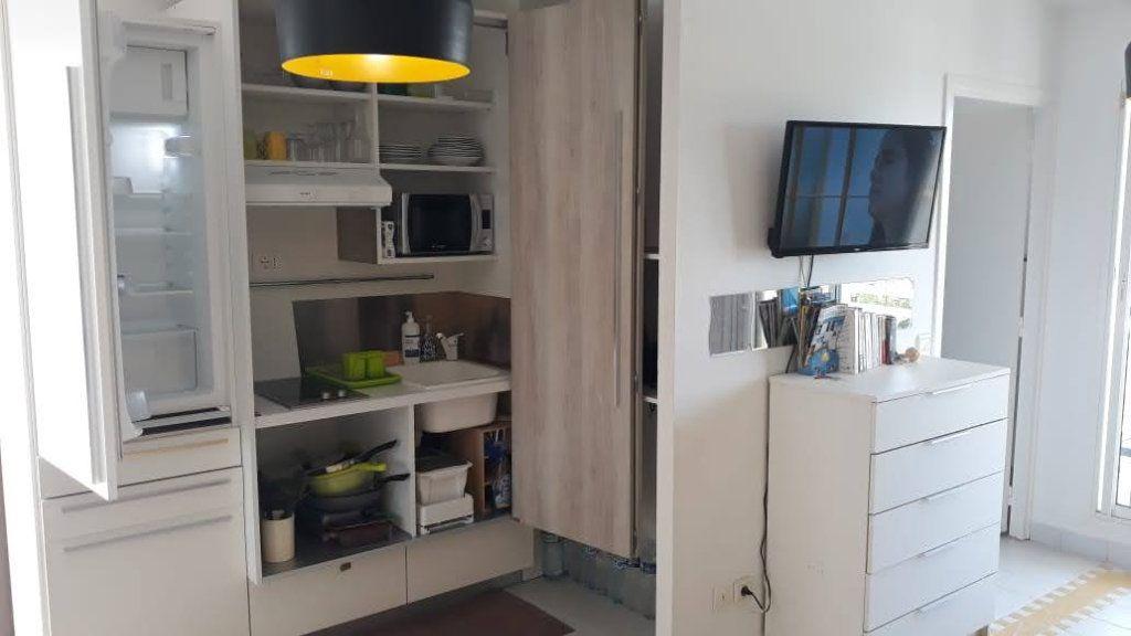 Appartement à vendre 1 25m2 à Saint-François vignette-4