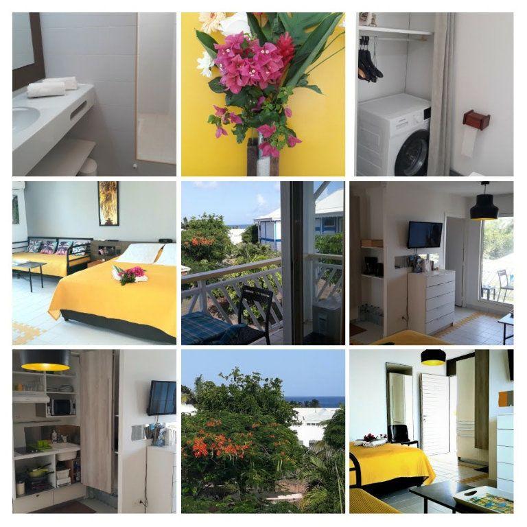 Appartement à vendre 1 25m2 à Saint-François vignette-7