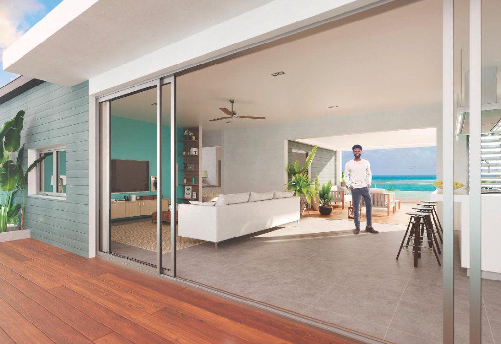 Appartement à vendre 2 56.93m2 à Saint-François vignette-3