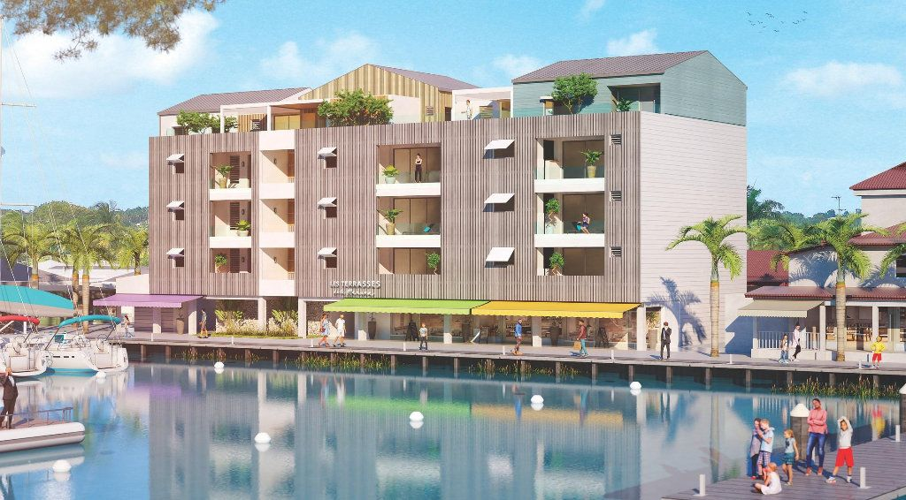 Appartement à vendre 2 46.89m2 à Saint-François vignette-5