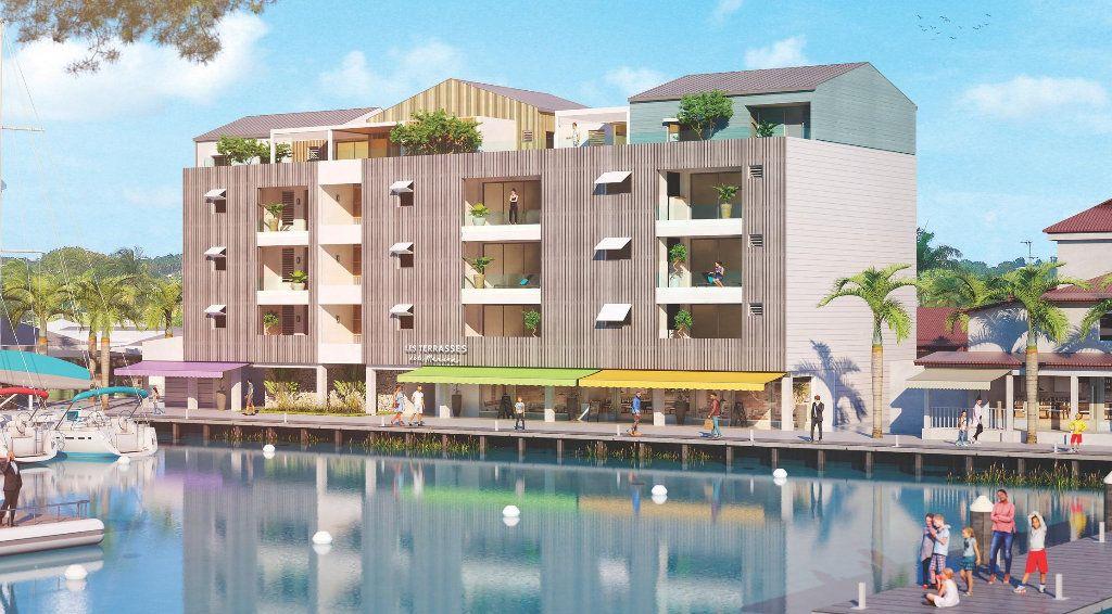Appartement à vendre 2 59.64m2 à Saint-François vignette-4