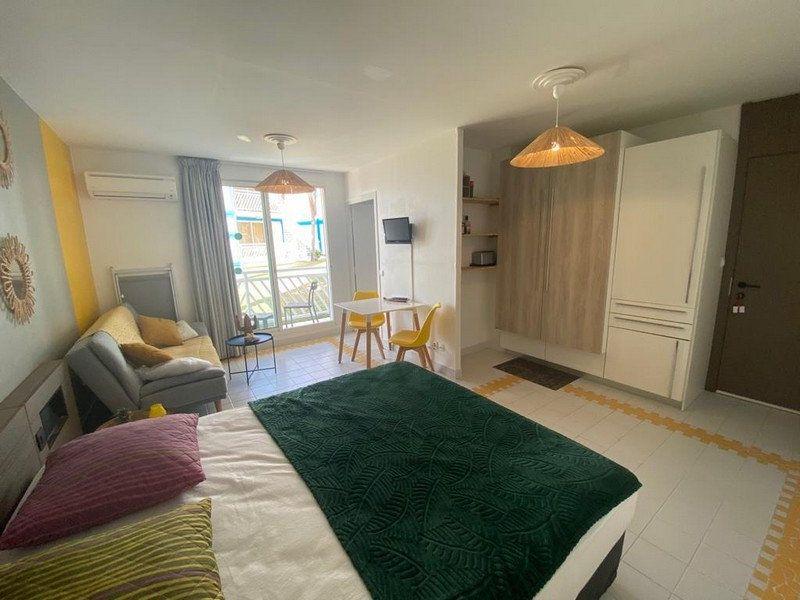 Appartement à louer 1 25.25m2 à Saint-François vignette-1