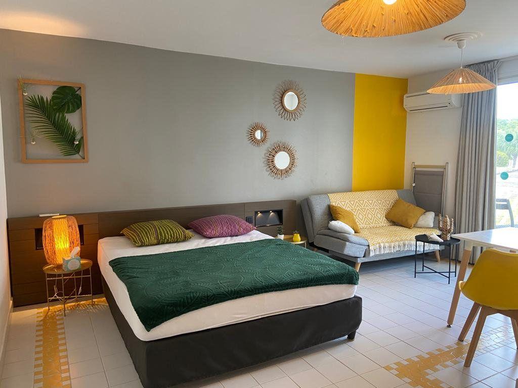 Appartement à louer 1 25.25m2 à Saint-François vignette-3