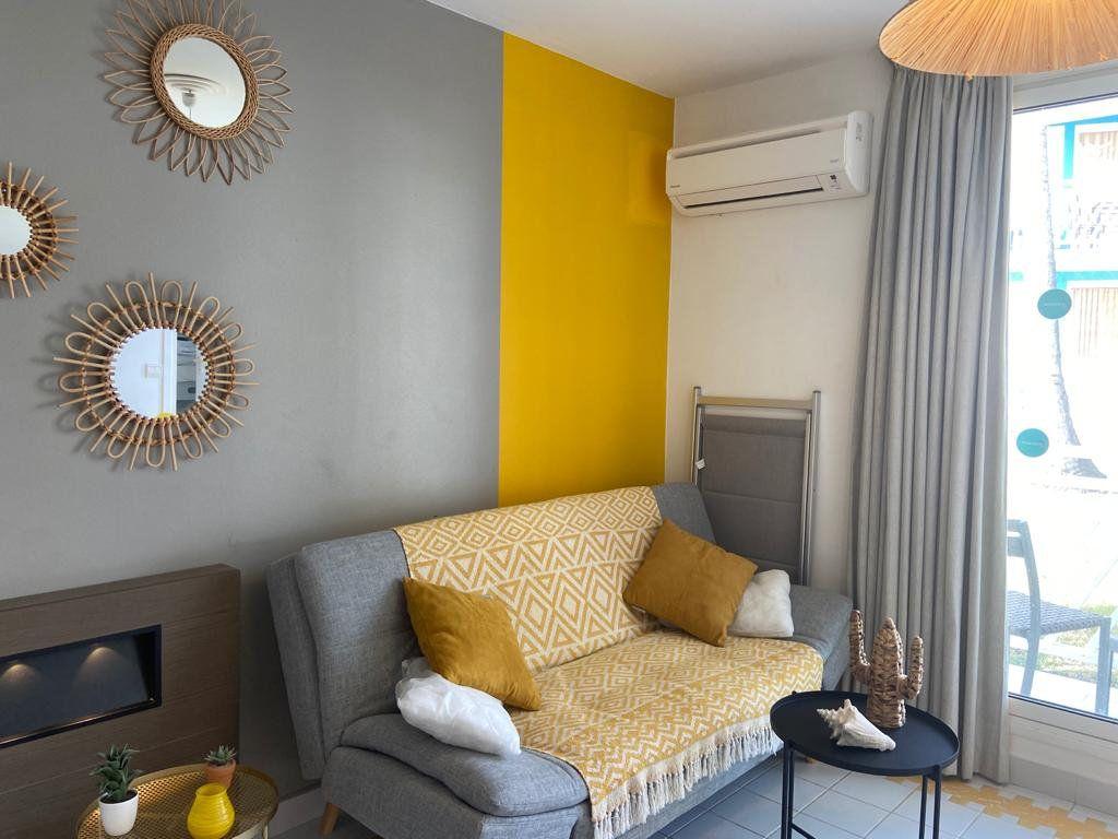 Appartement à louer 1 25.25m2 à Saint-François vignette-5
