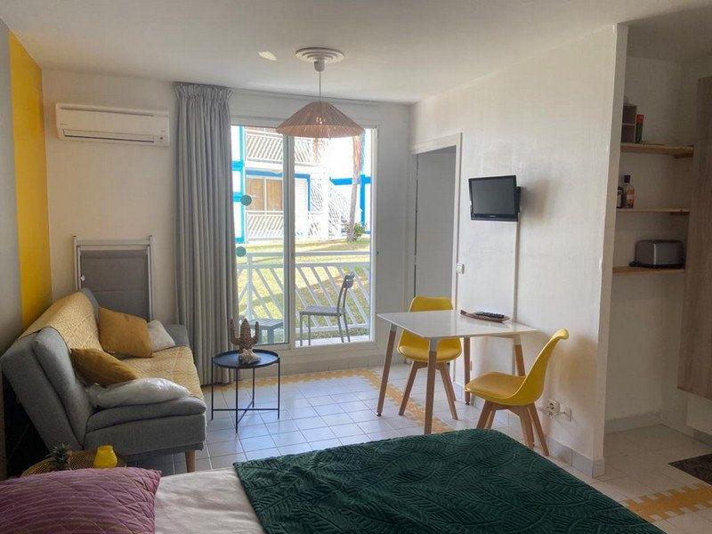 Appartement à louer 1 25.25m2 à Saint-François vignette-7
