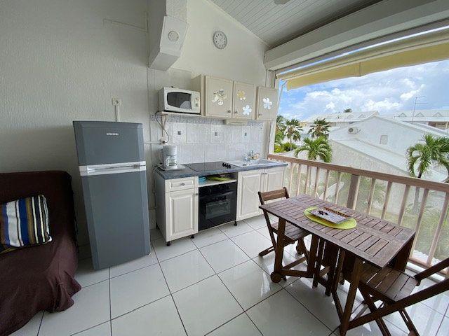 Appartement à louer 1 24.99m2 à Saint-François vignette-5