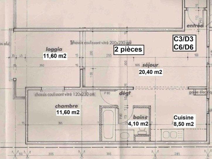Appartement à vendre 2 47.55m2 à Sainte-Anne vignette-4