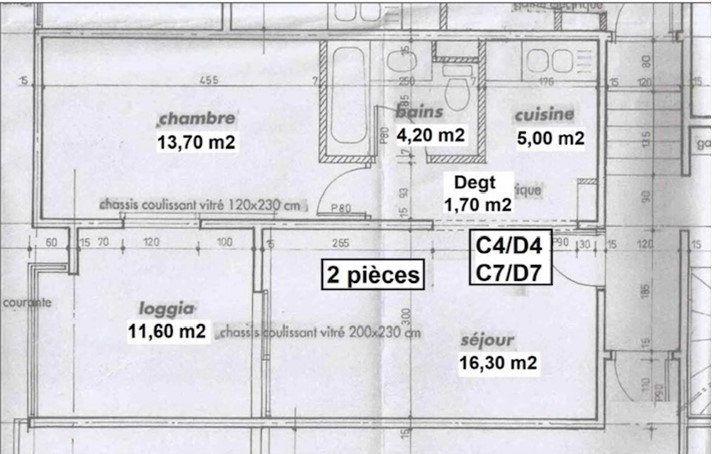 Appartement à vendre 2 40.9m2 à Sainte-Anne vignette-8