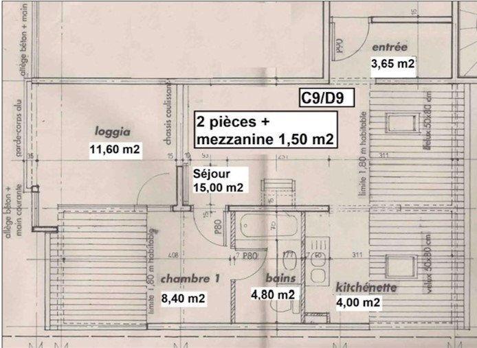 Appartement à vendre 2 35.85m2 à Sainte-Anne vignette-4