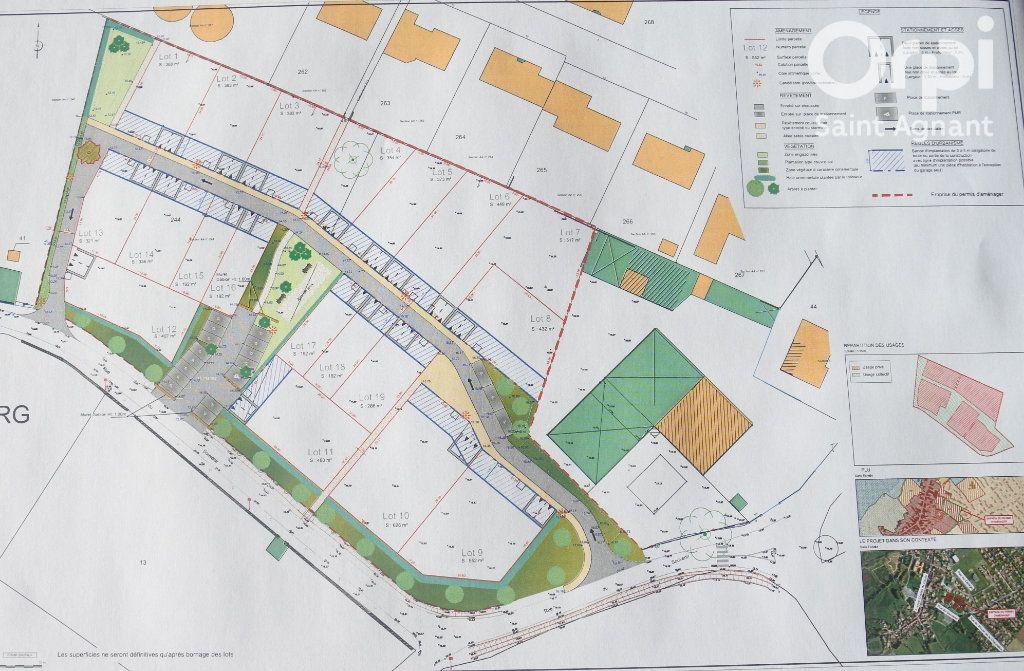 Terrain à vendre 0 383m2 à Saint-Agnant vignette-1