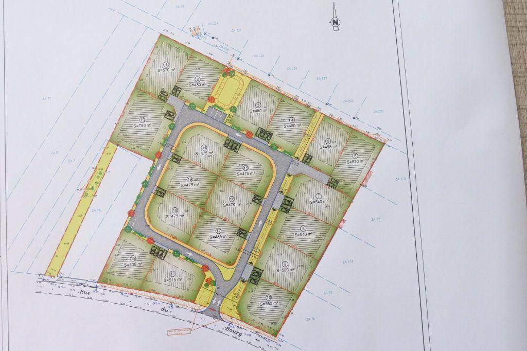 Terrain à vendre 0 592m2 à Saint-Nazaire-sur-Charente vignette-1