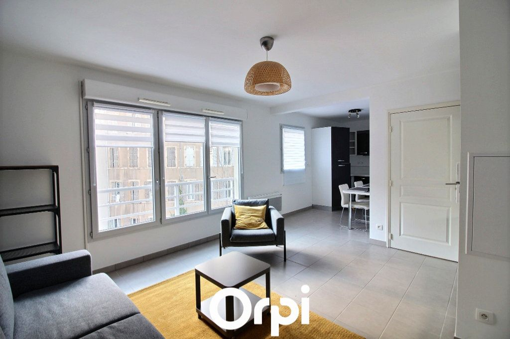 Appartement à louer 1 29.88m2 à Marseille 6 vignette-2