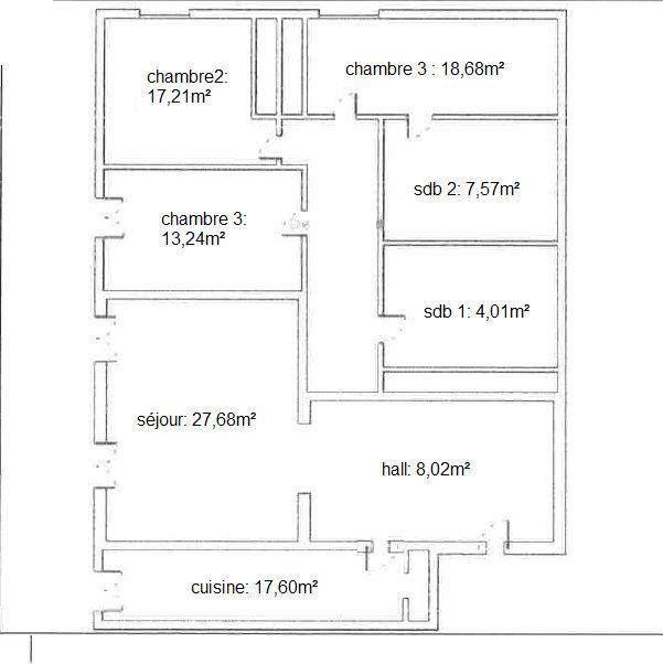 Appartement à vendre 4 125m2 à Marseille 8 vignette-8