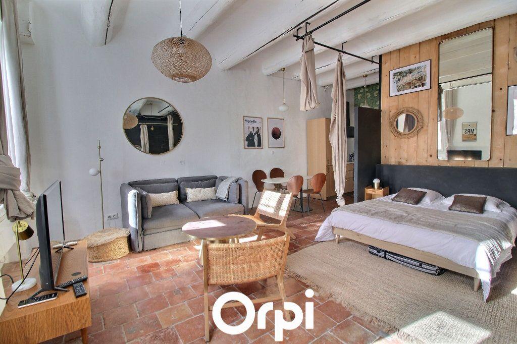 Appartement à louer 1 50m2 à Marseille 1 vignette-2