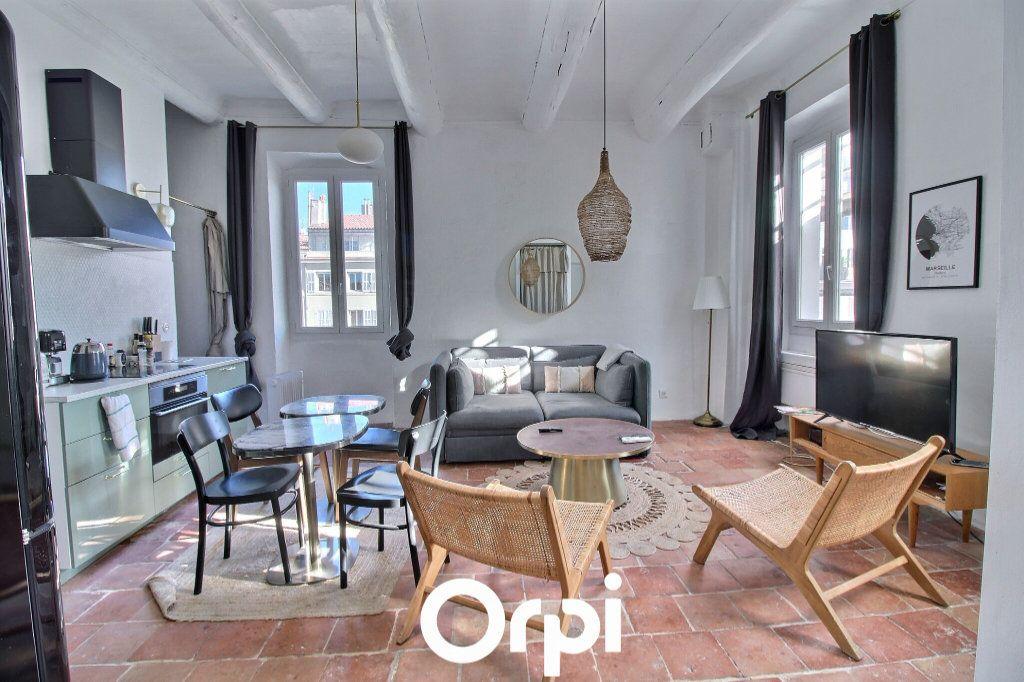 Appartement à louer 2 50m2 à Marseille 1 vignette-1