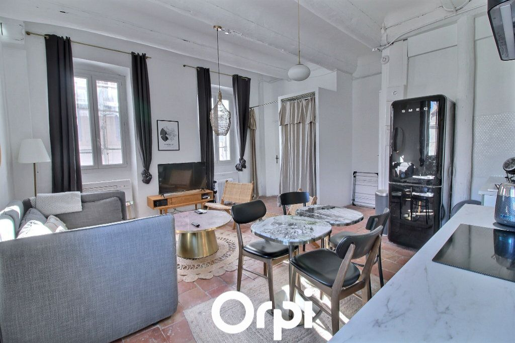 Appartement à louer 2 50m2 à Marseille 1 vignette-2
