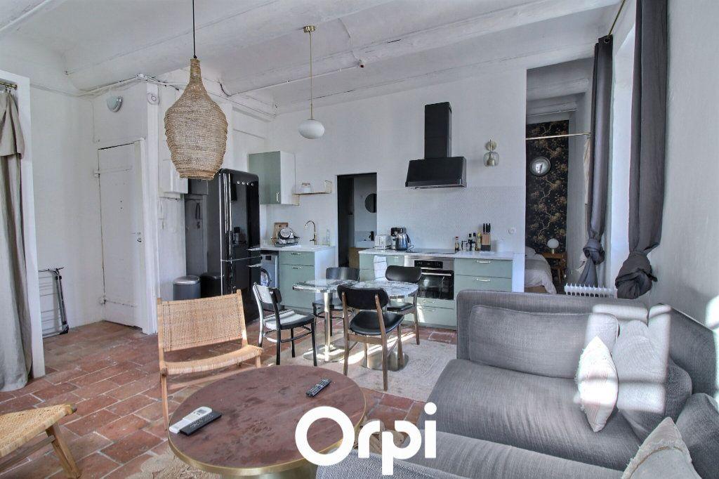Appartement à louer 2 50m2 à Marseille 1 vignette-3