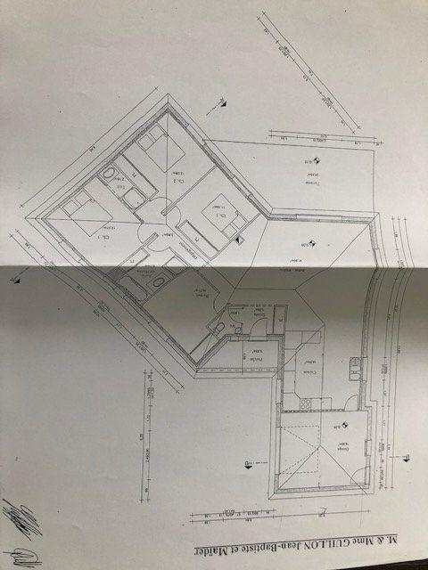 Maison à vendre 5 122.09m2 à Morlaàs plan-1