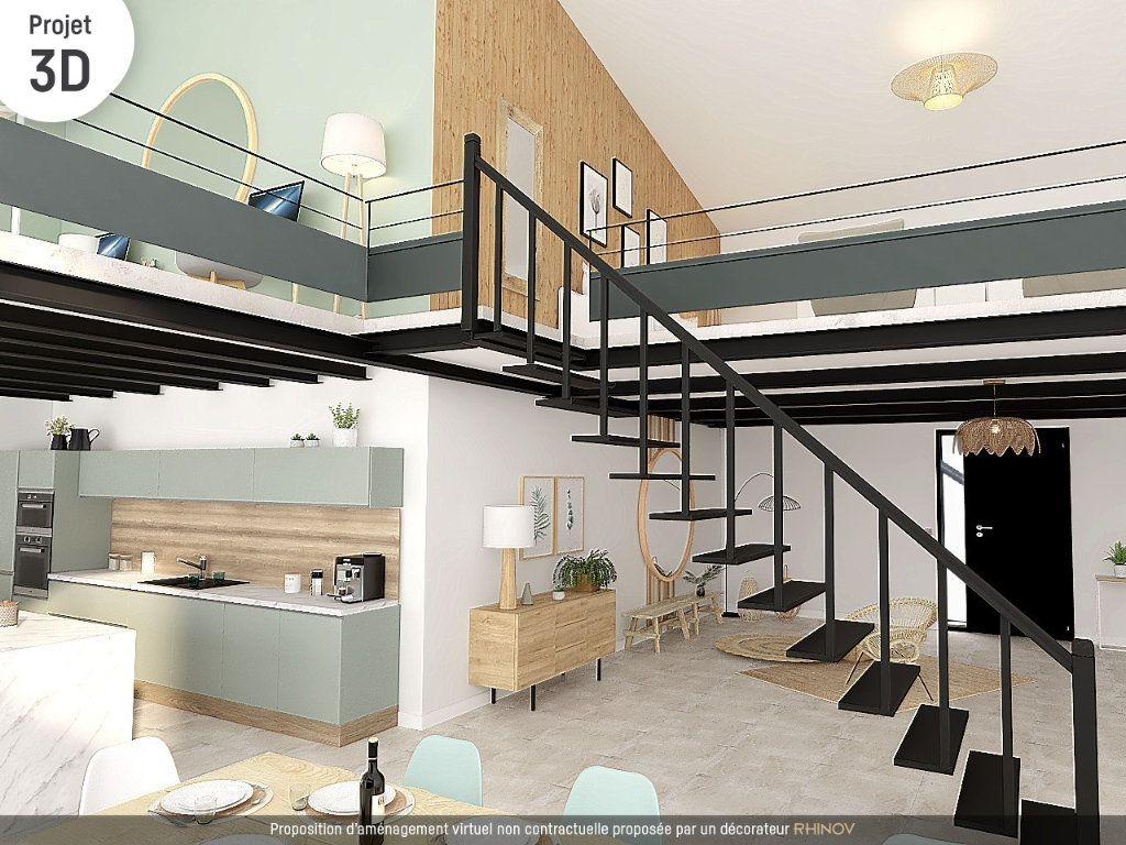 Appartement à vendre 2 193.14m2 à Idron vignette-1