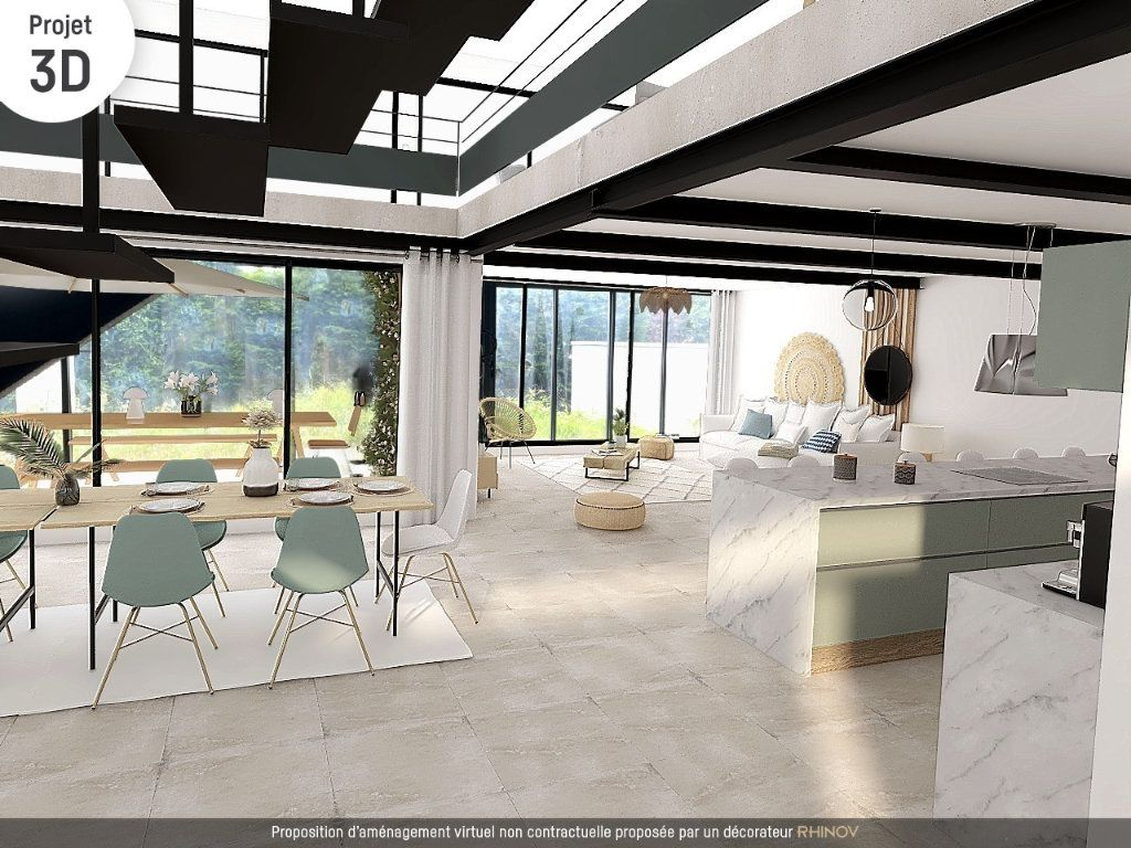Appartement à vendre 2 193.14m2 à Idron vignette-2
