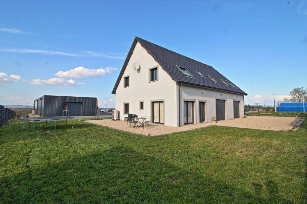 Maison à vendre 8 201m2 à Chagny vignette-1