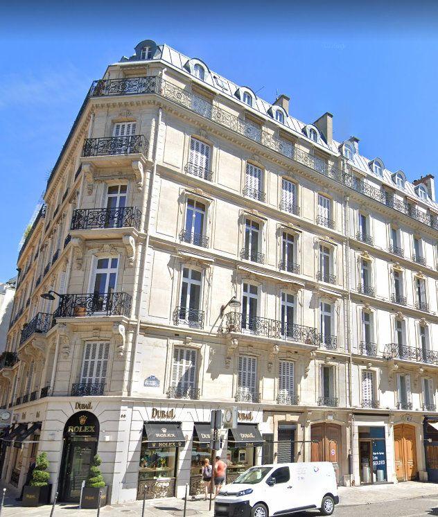 Appartement à louer 1 8.2m2 à Paris 8 vignette-1