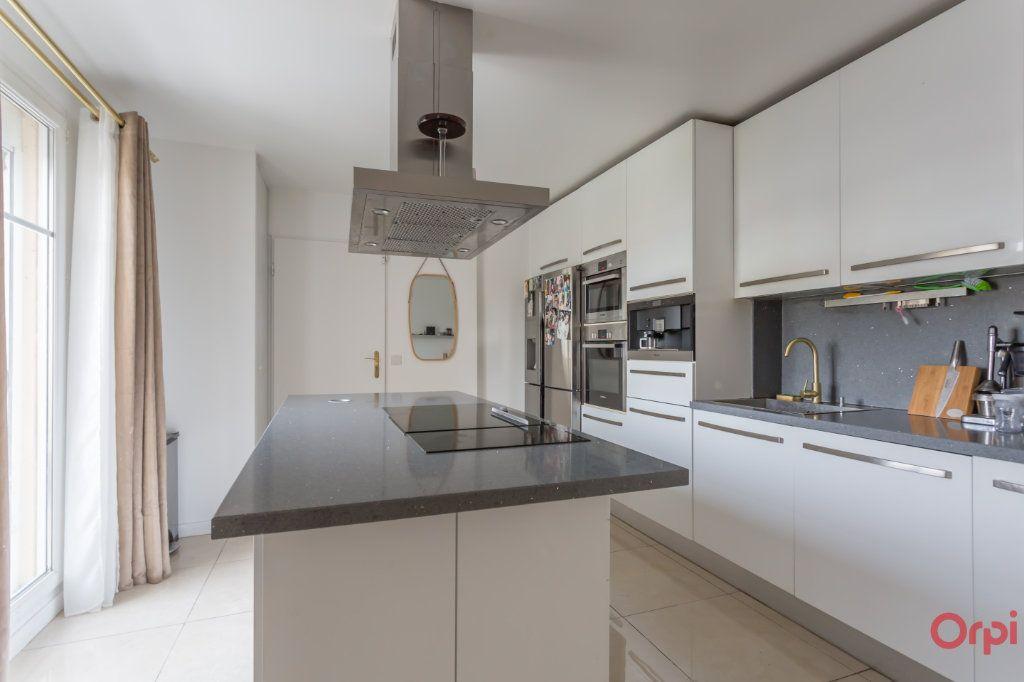 Maison à vendre 6 160m2 à Villecresnes plan-1