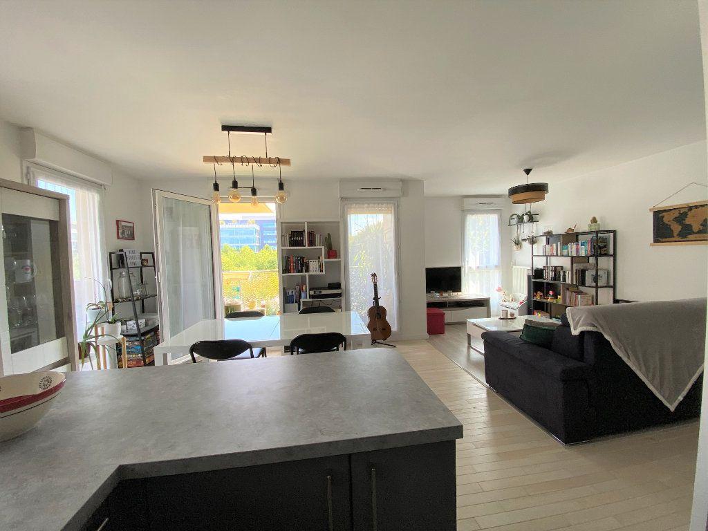 Appartement à vendre 4 74.8m2 à Massy vignette-1