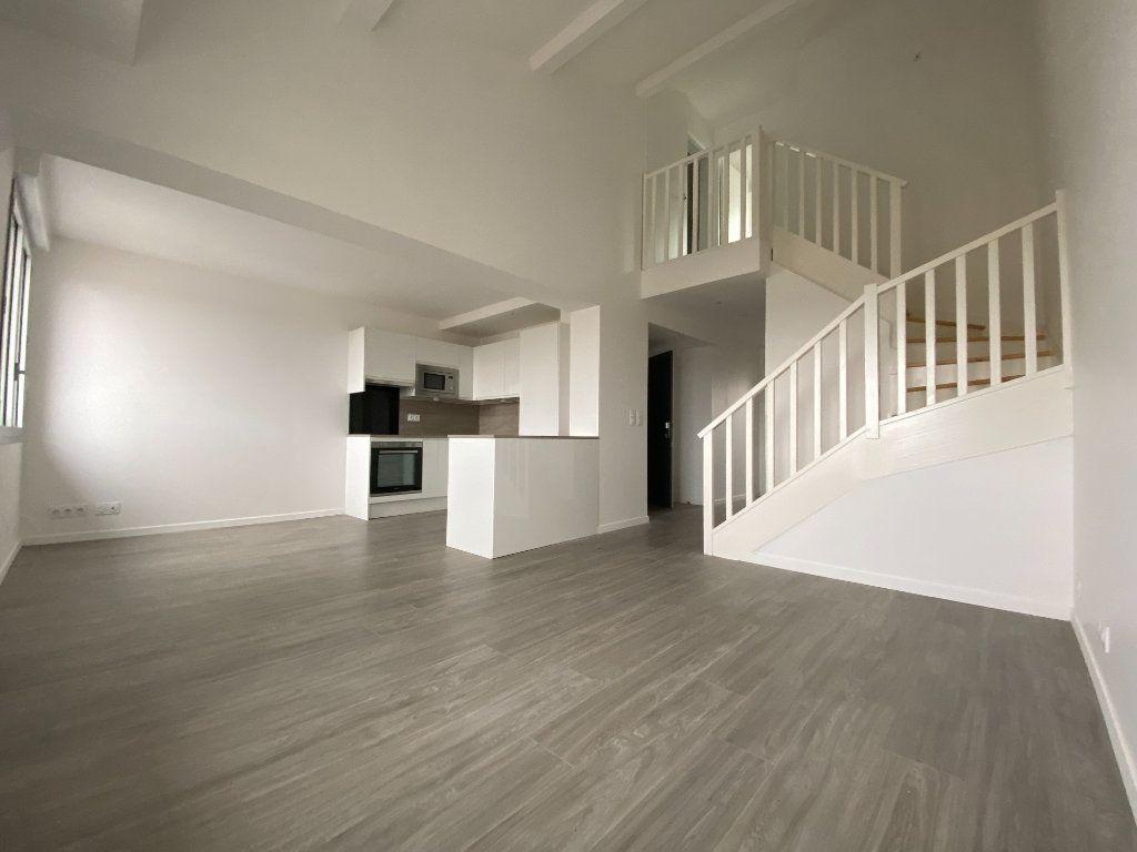 Appartement à vendre 4 60.6m2 à Massy vignette-1