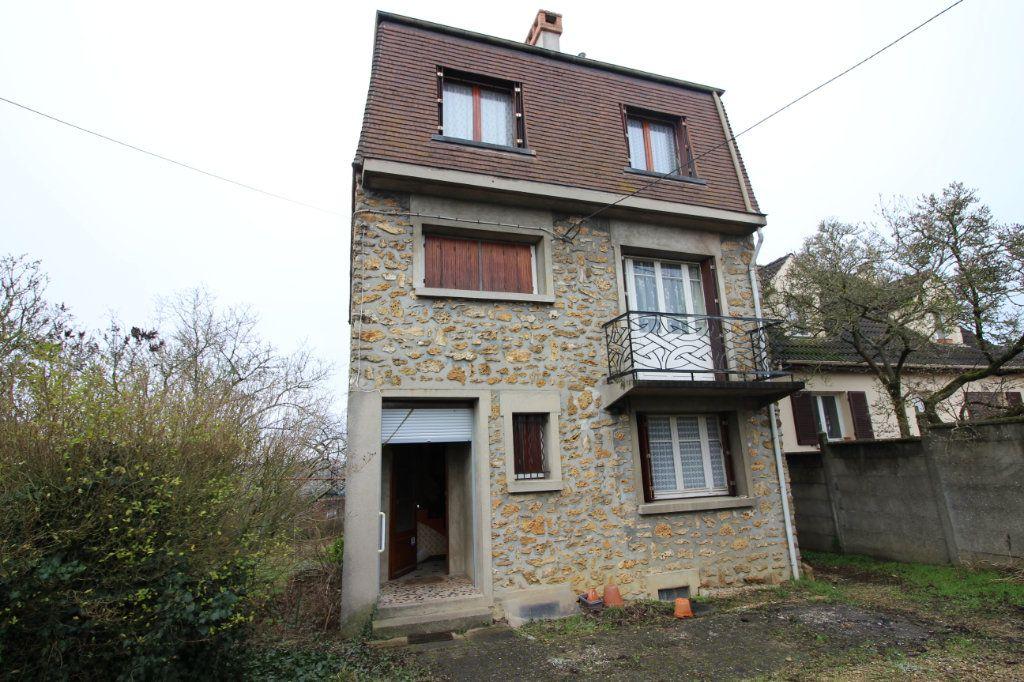 Maison à vendre 8 117m2 à Corbeil-Essonnes vignette-2
