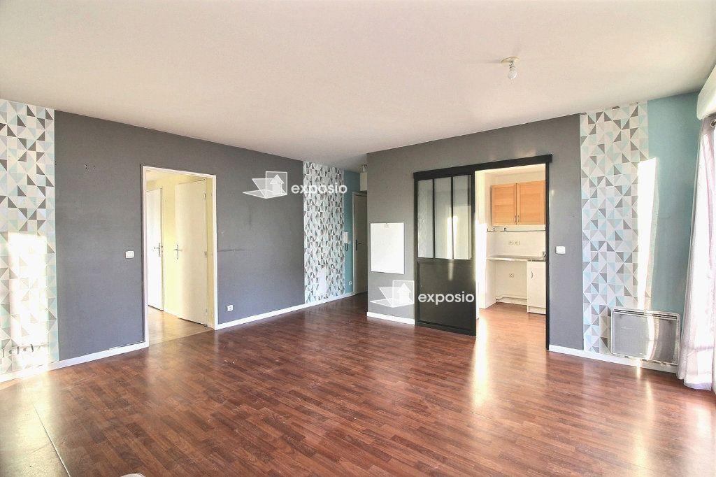 Appartement à vendre 4 77.59m2 à Corbeil-Essonnes vignette-1
